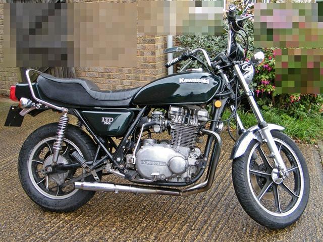 samuria-kz750